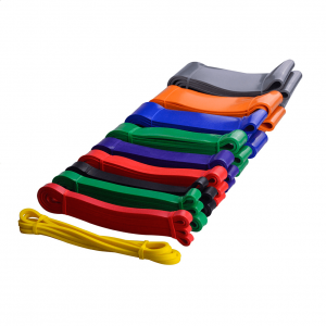 2048×4.5 Long Cheap Affordable Latex Resistance Loop Bands Factory Wholesale