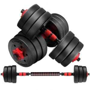 Fitness Weights Cement Adjustable Dumbbells 40kg All in one Fitness Dumbbells Factory Direct Wholesale