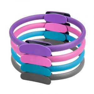 High Quality Durable Yoga Pilates Resistance Ring Colorful Fitness Yoga Magic Circle 2021 New Arrival Factory Wholesale